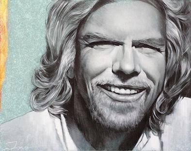SERIES POP, Richard Branson