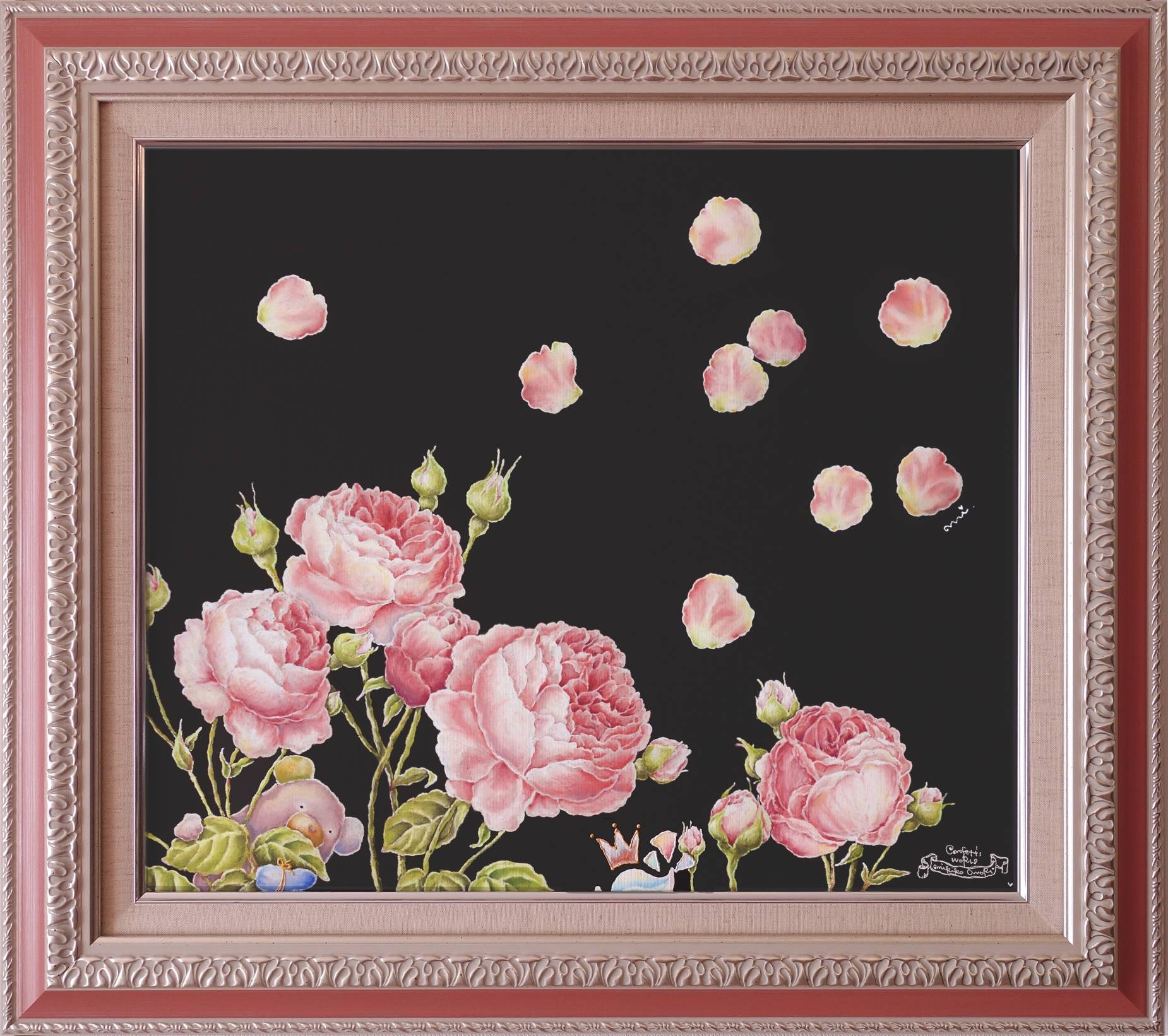 Rose Garden・1 〜Confetti and Semifreddo