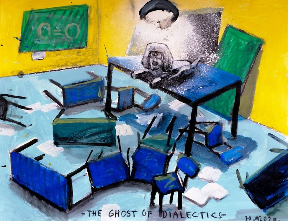 The ghost of dialectic