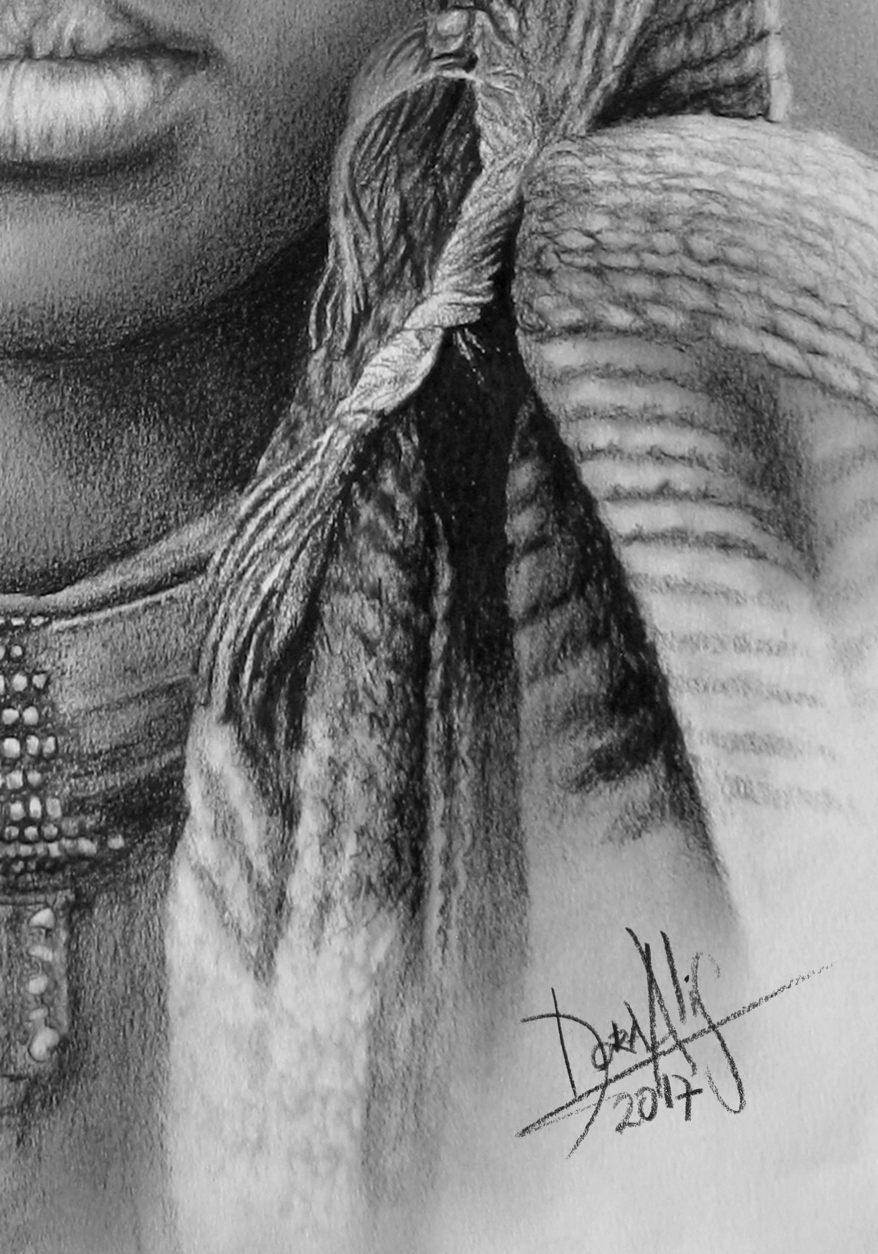 African Girl 97