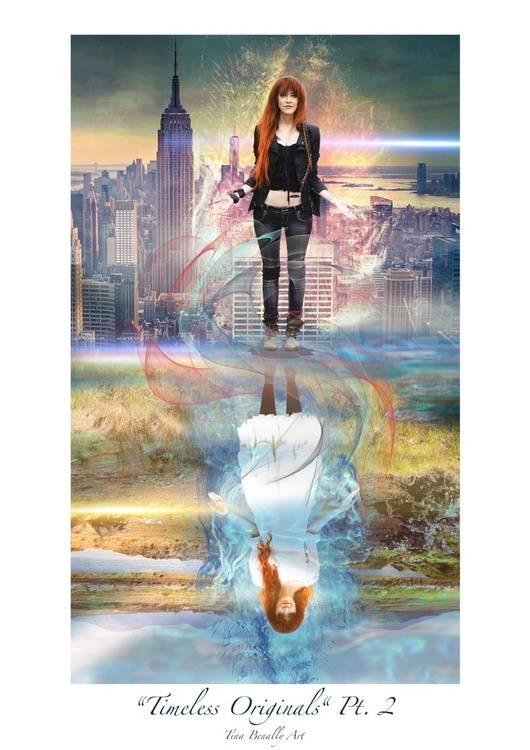 """""""Timeless Originals"""" Pt. 2 by Tina Benally Art"""