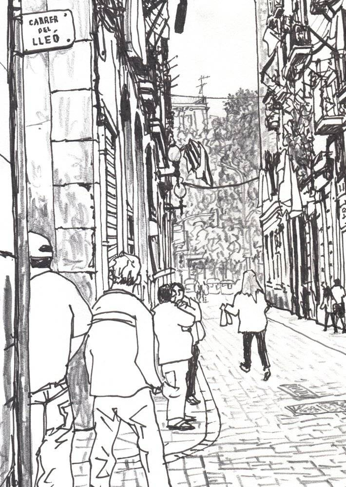 Barcelona Raval
