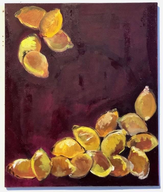 19 Lemons (Alizarin)