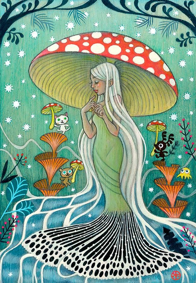 Amabie Mermaid