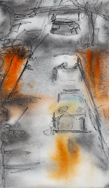 Cars Image of your art work hanging on the wall