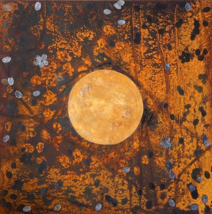 Flow of Time - Moon and Sakura -