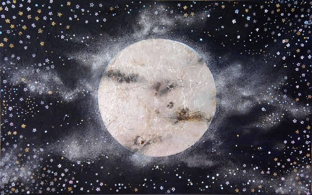 Moony night - Starry Sakura -