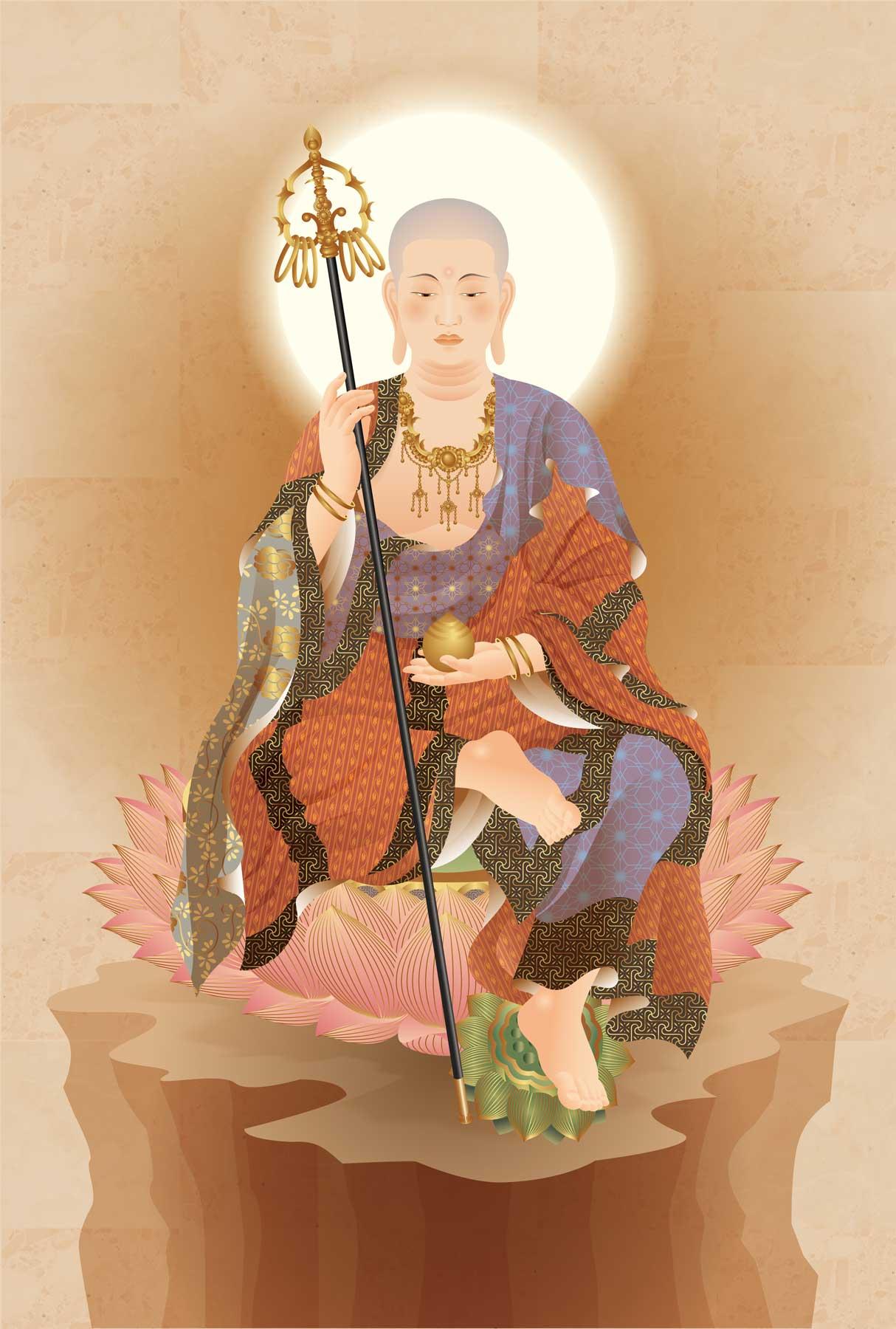 Jizo Bodhisattva