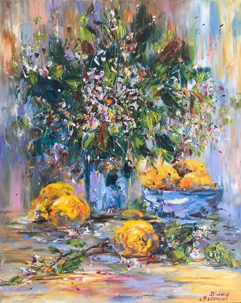 Lemons. Still Life