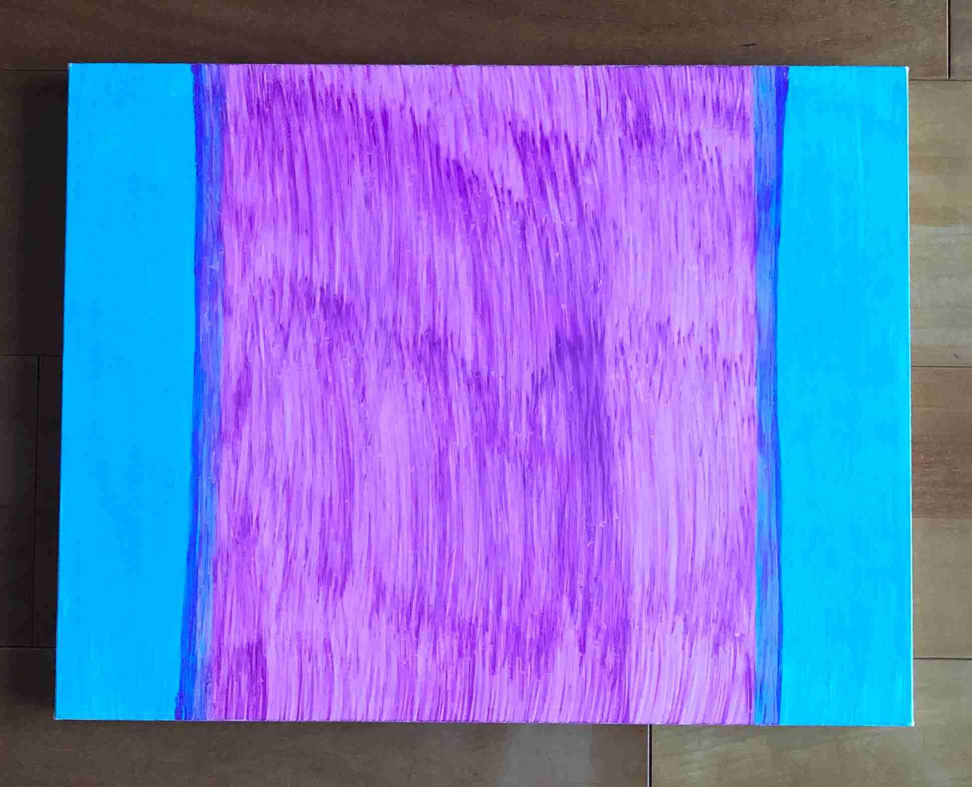 Light Blue/Joan Brian/Violet
