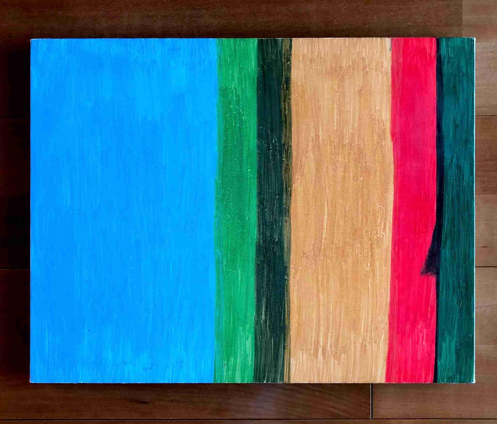 Light blue/Moss green/Olive green/Gold orker/ Scarlet/Sap green