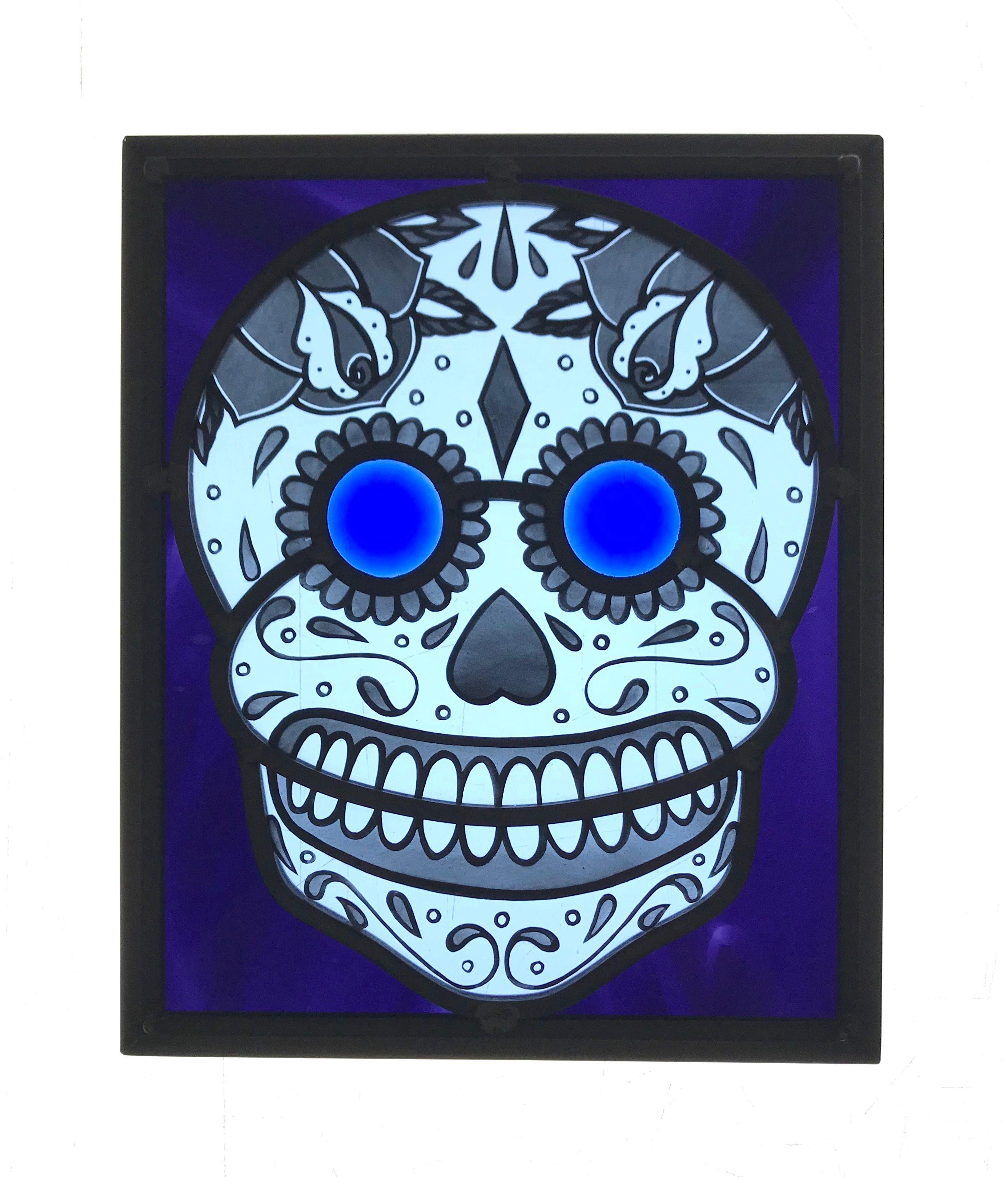 Sugar skull (B)