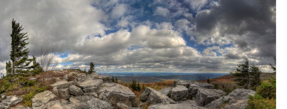 Bear Rock Panorama