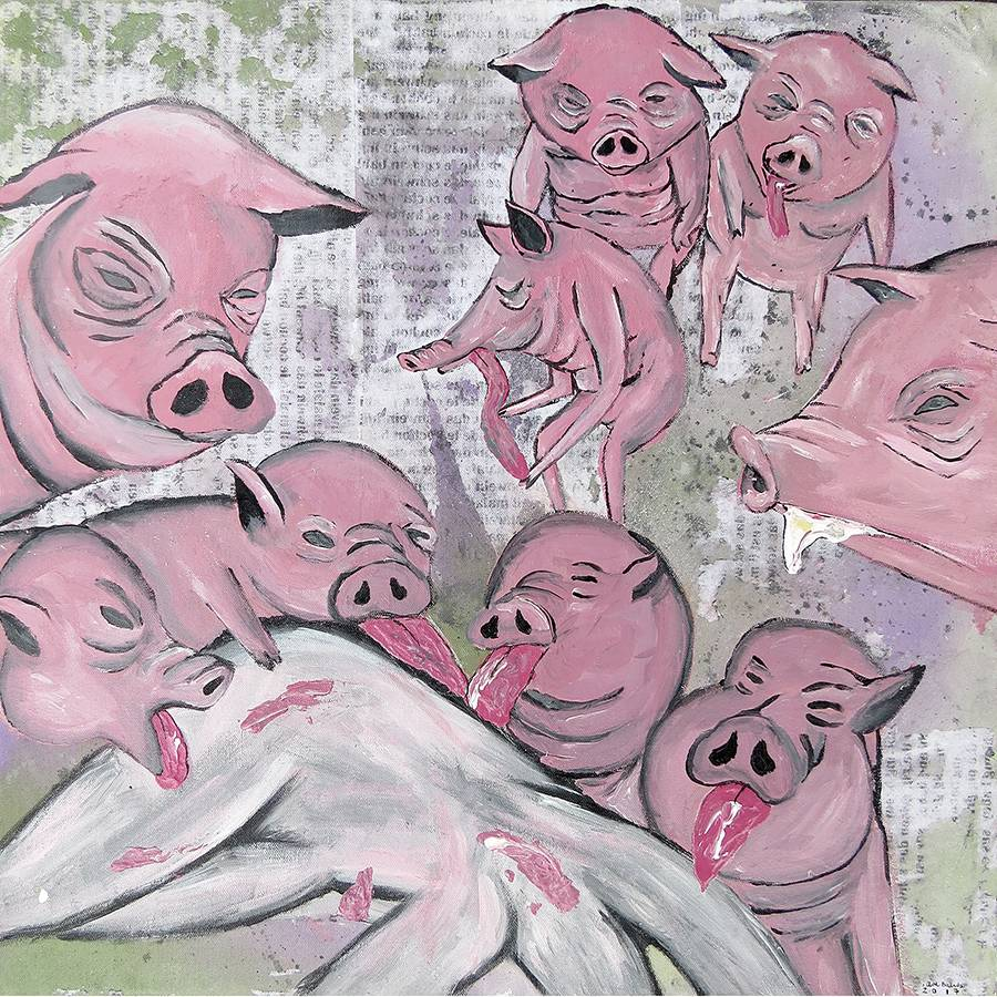 Ang Baboy (The Pig)
