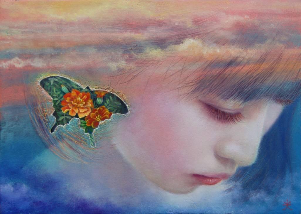 Love that never changes あなたの作品が壁にかかっているイメージ