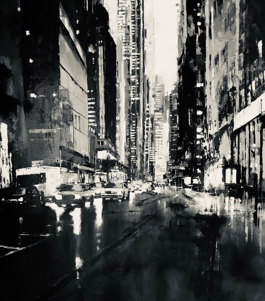 New York B&W 2