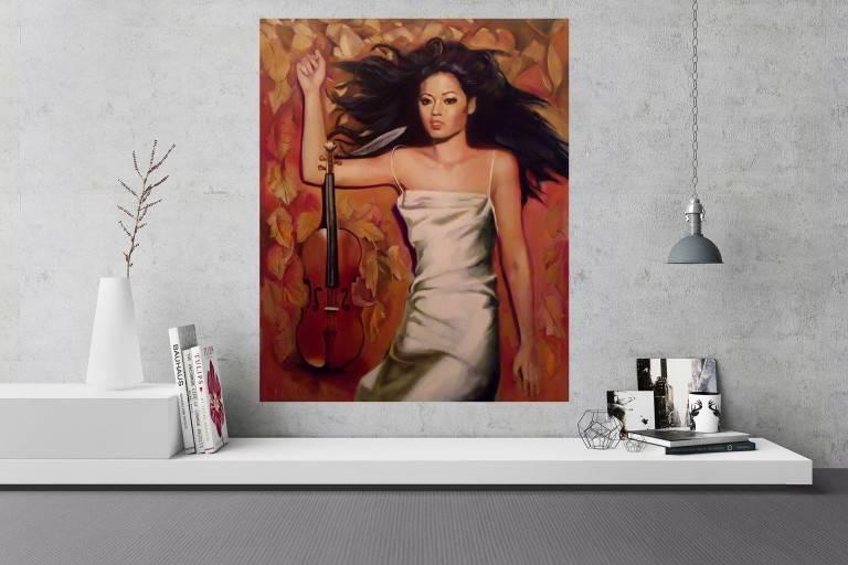 Vanessa Mae - Violinist