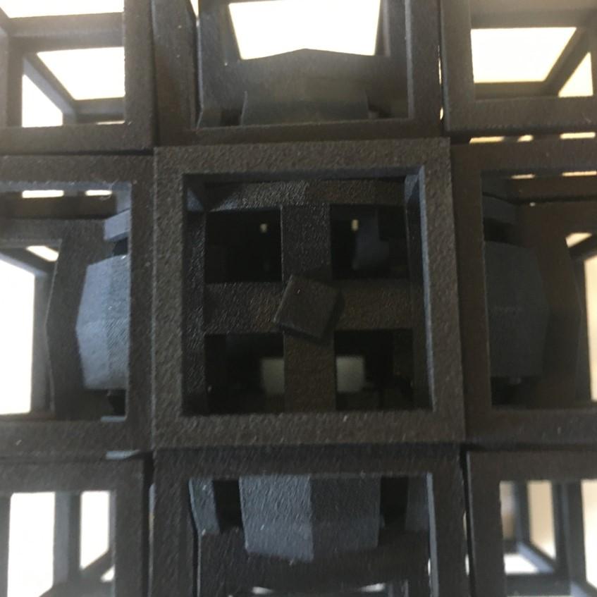 Void Puzzle Cube