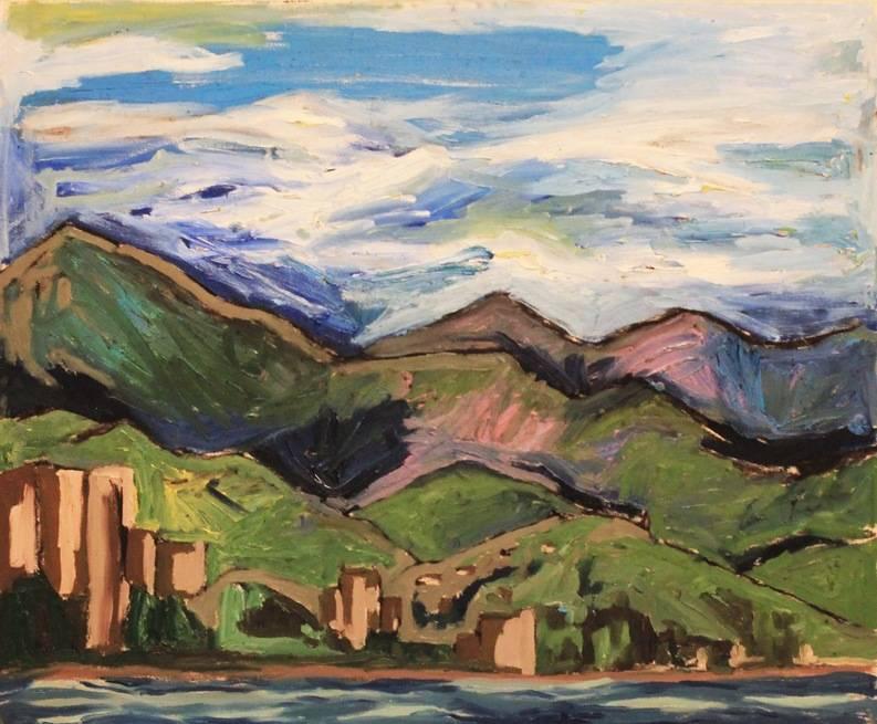mountains of Adjara