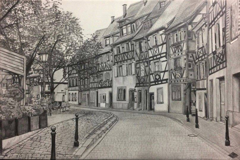Townscape of Colmar #2