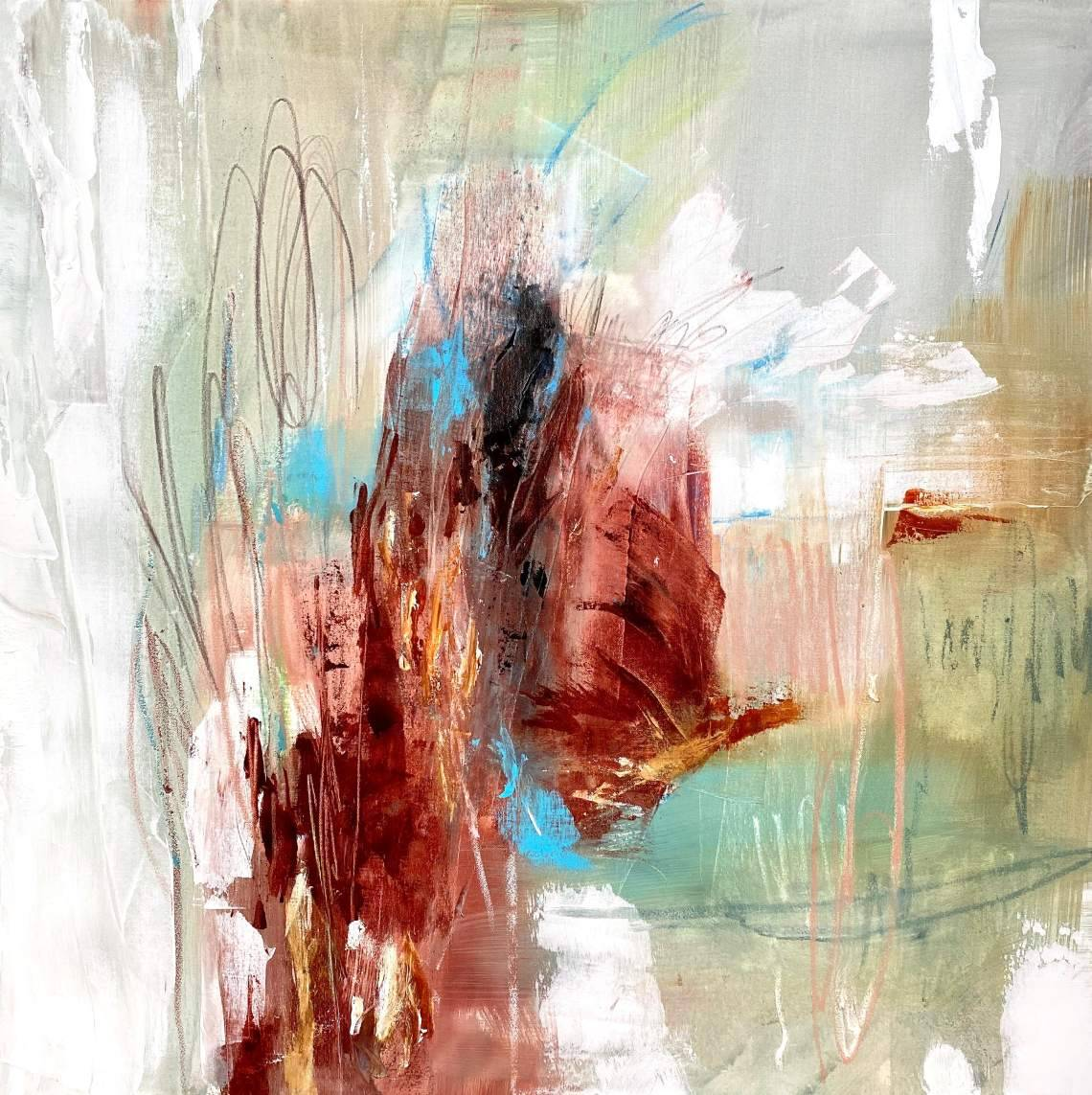 Silence /3 あなたの作品が壁にかかっているイメージ