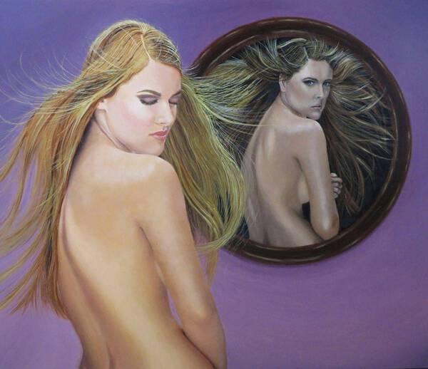 'Through the mirror''