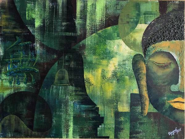 """Adhiṣṭhāna"", 2019 | from the series ""Heartland Harmonics"""