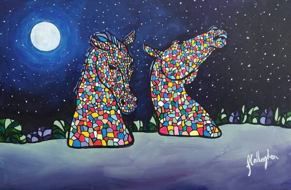 Number 6 - The Scottish Series - The Kelpies