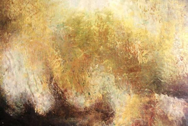 Golden dust