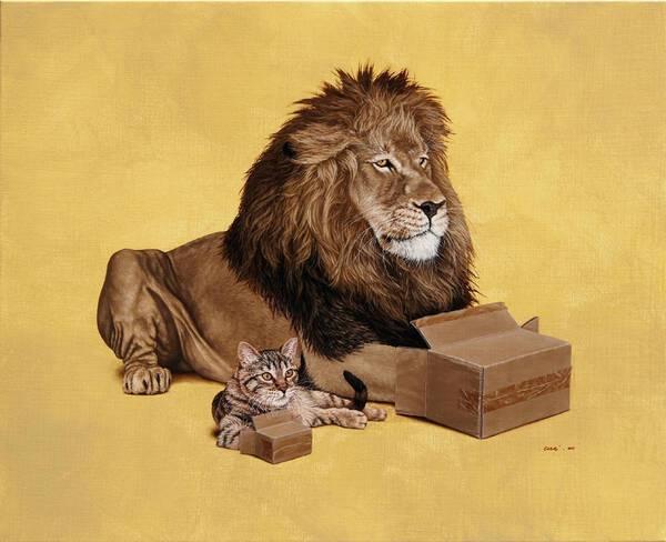 고양잇과 02 (Felidae 02)
