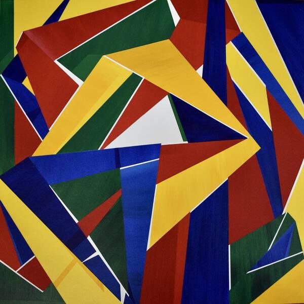 Mondrian's Twister