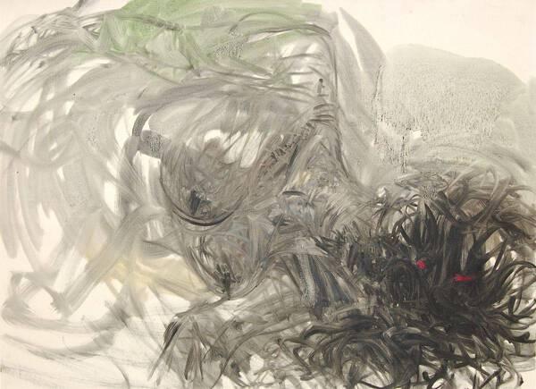 Study for Portrait of Vantana No. 2