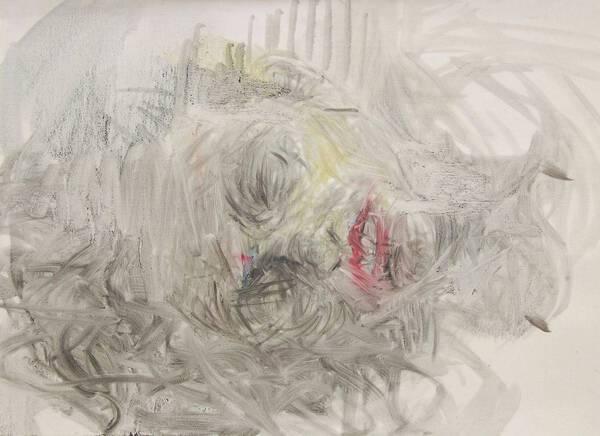 Study for Portrait of Vantana No. 1
