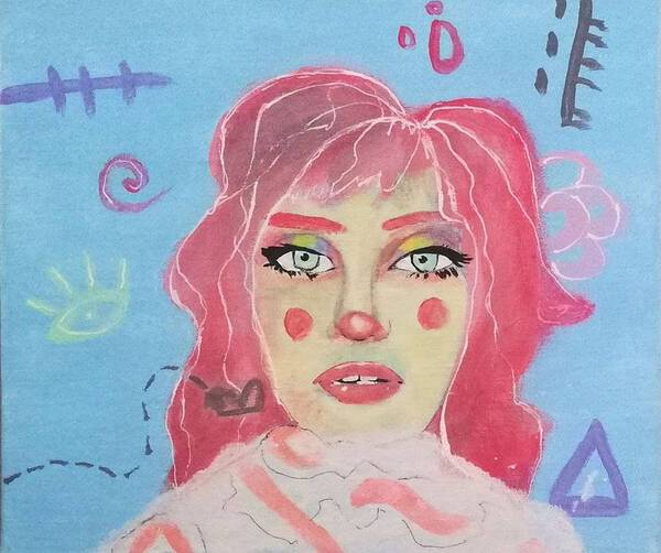 Leonora Portraits aux Couleurs Pastel