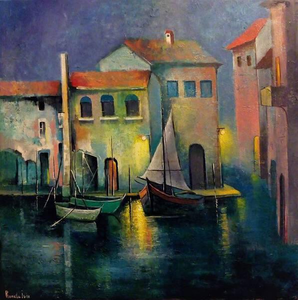 Venice - Boats