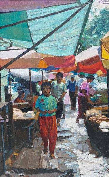 The Market and I- 2012