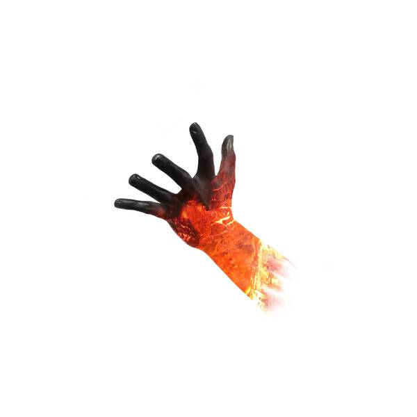 The Hands That Burn