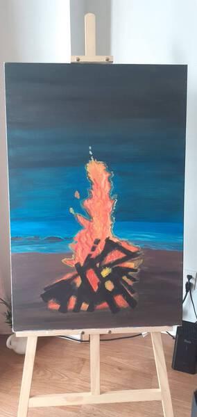 Water, fire, earth