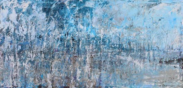 """Blue lake"""