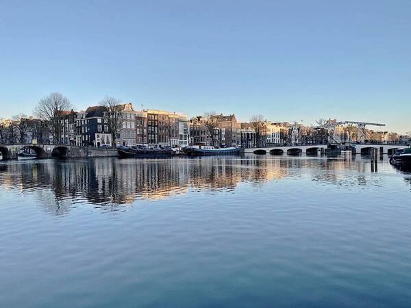 So Blue - Amstel River