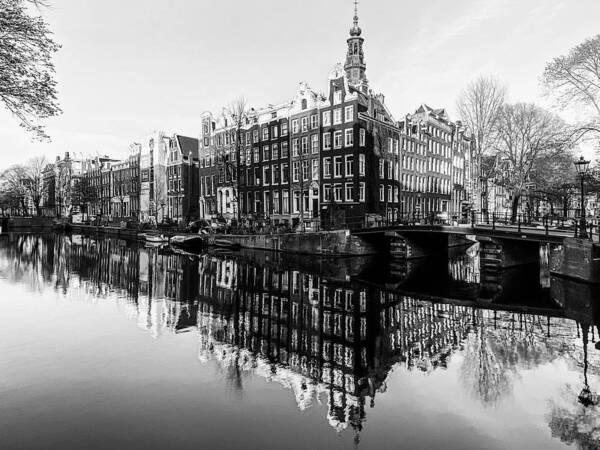 Mirror mirror Kloveniersburgwal