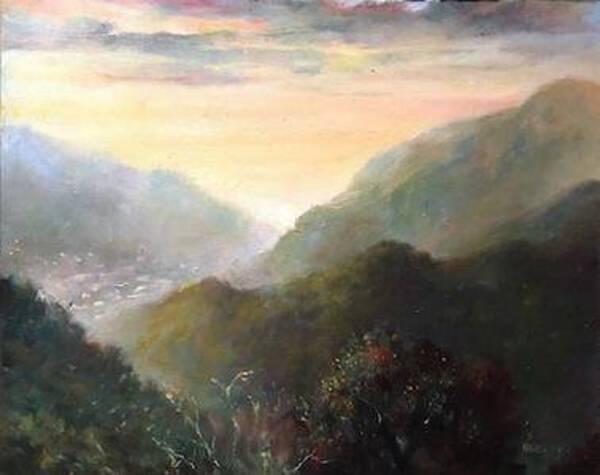 Spirits of Dawn, Topanga Canyon