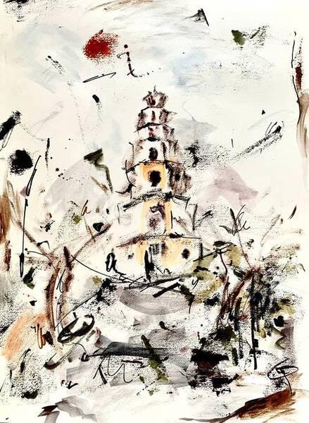Thien - Mu pagoda