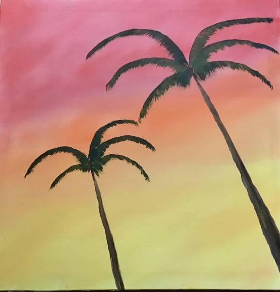 21 palms