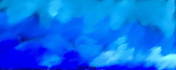 Quiet sky
