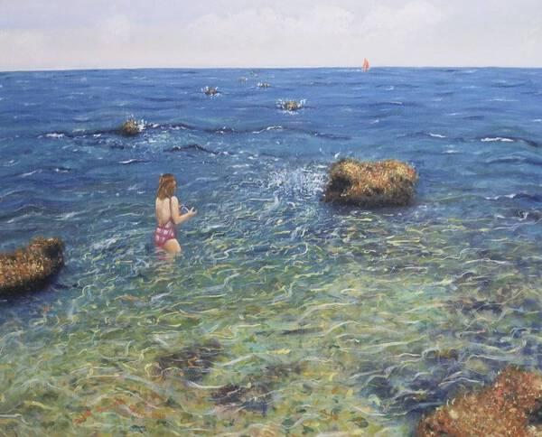 'Beach in Denia''