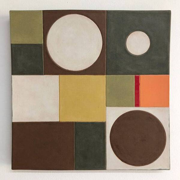 Clay Canvases Multicolor Series #2