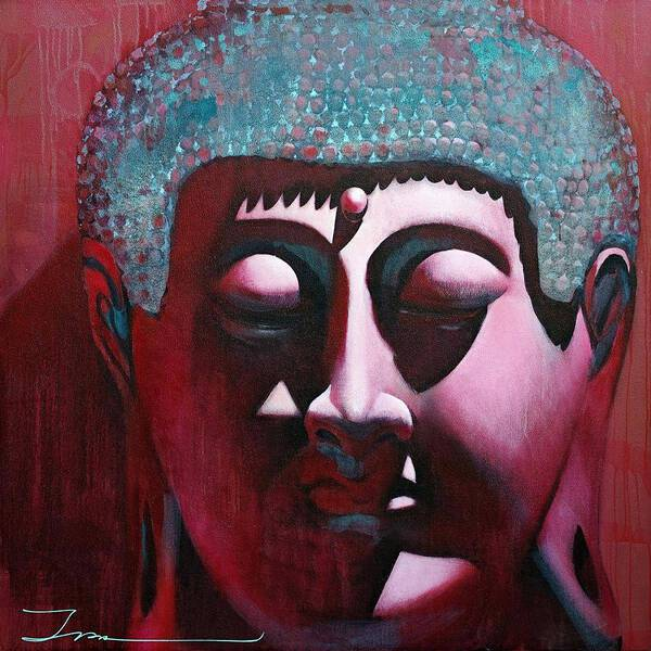 SERIES ART DECO, Buddha Dreams 3