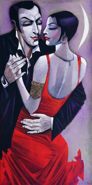 SERIES ART DECO, Tango