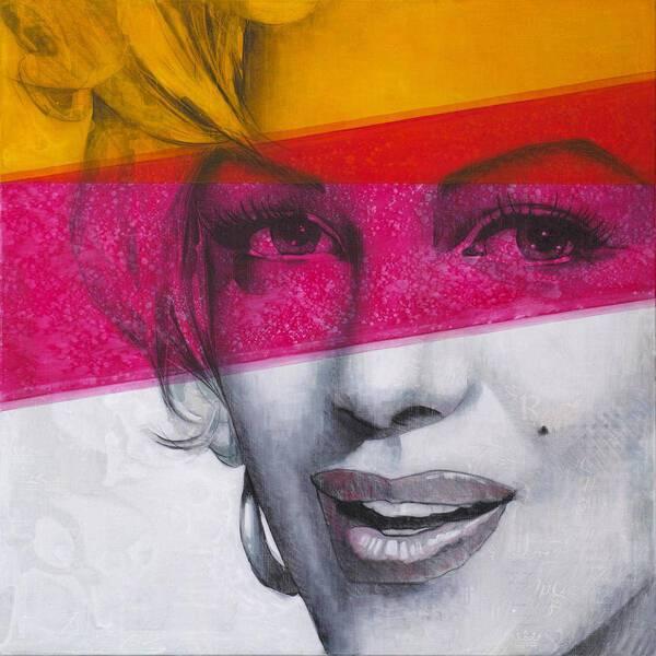 SERIES POP, Marilyn Forever